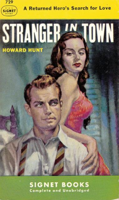 Howard Hunt - Stranger in Town