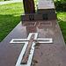 Phil Prentice & Ernie Tate gravesite - May 2011 (1853)