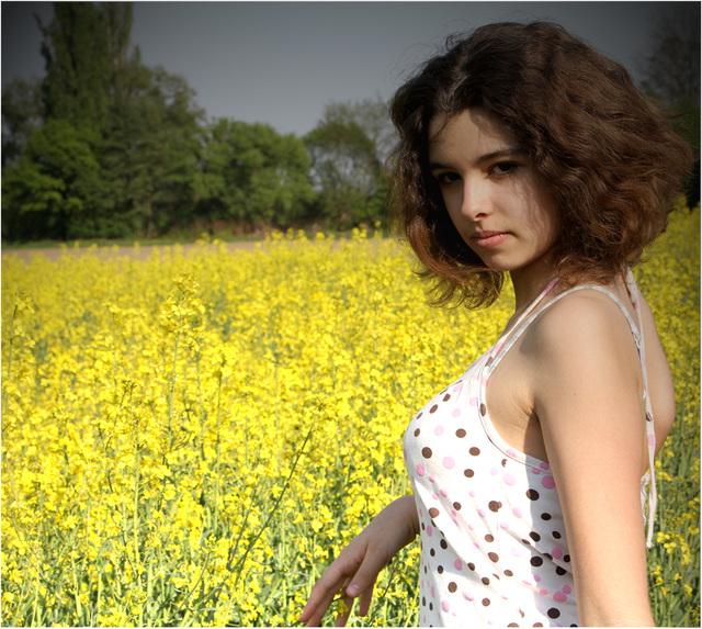 le printemps : Emma