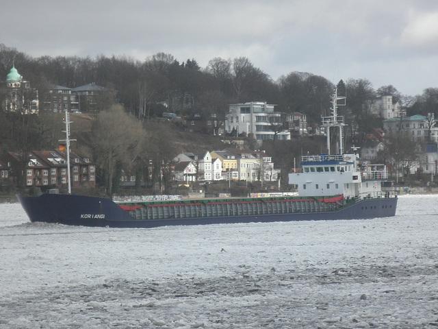 KÜMO - Frachter
