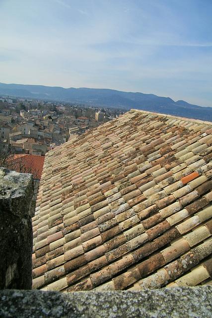 Par-dessus le toit