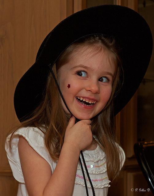 La petite Cowgirl