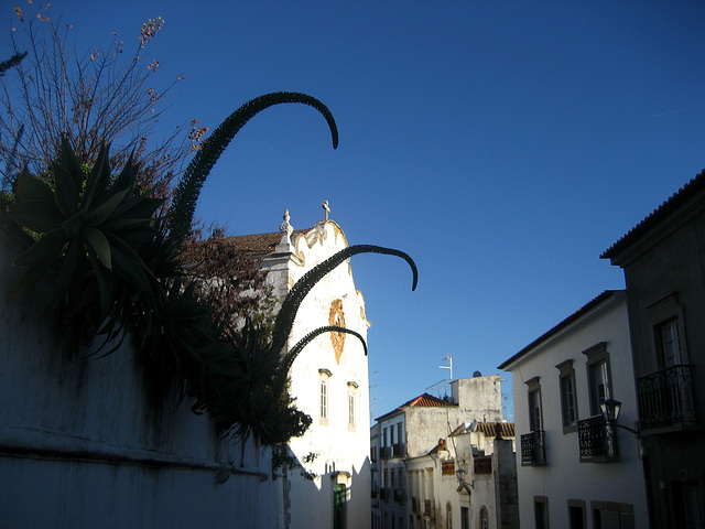 Tavira, Church of Santiago