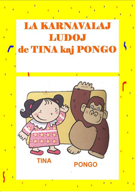 La karnavalaj ludoj de Tina kaj Pongo