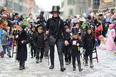 La 500ème - Les petits ramoneurs au carnaval
