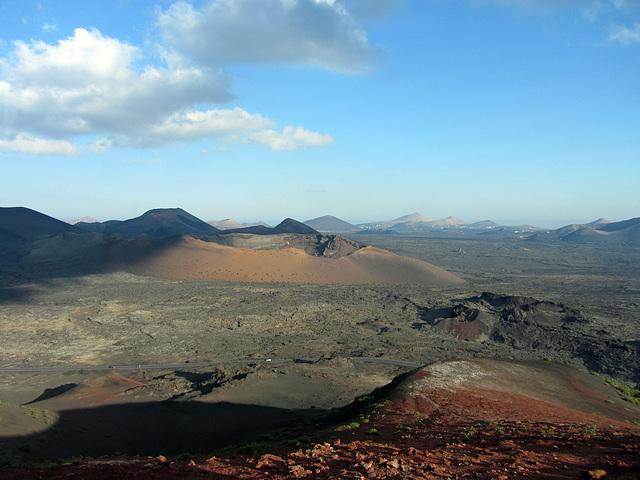 Vulkanlandschaft 'Feuerberge'