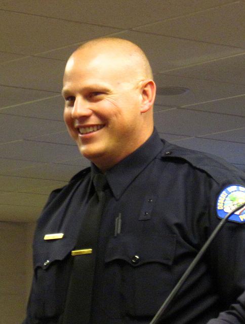 Officer Greg Blum (1849)