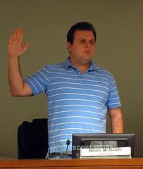 Dr. Brian McDaniel (0682)