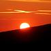 Sonnenuntergang in Oberschwaben