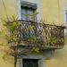 Balcon antique