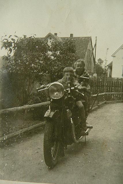 Albert und Maria 1940