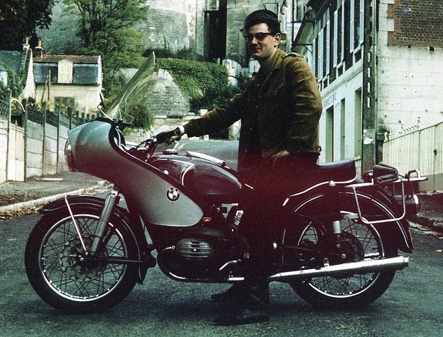 BMW  R.60/2 de 1961