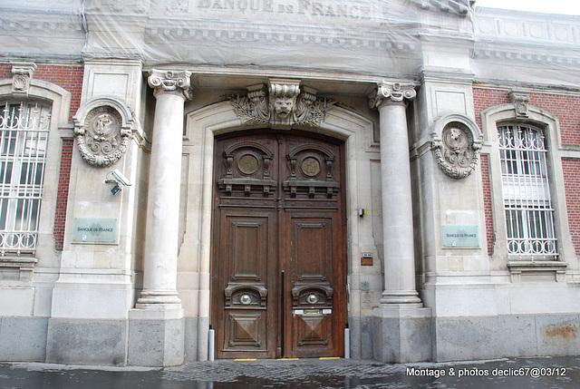 Banque de France....