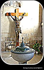 Du baptème à la croix...