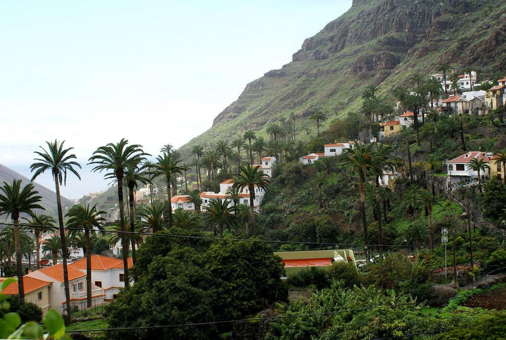 Im Valle Gran Rey. ©UdoSm