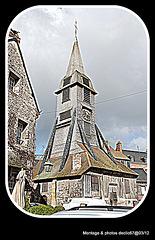 Le clocher....