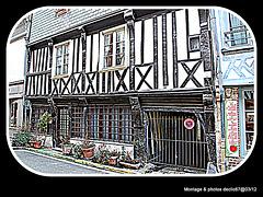 Batisse Normande....