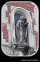Vierge à Honfleur