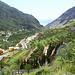 Blick durch das Valle Gran Rey zur Küste. ©UdoSm