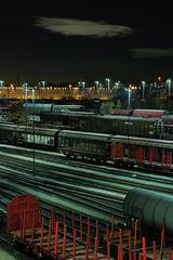 cold train