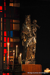 La vierge de Saint Michel du Havre