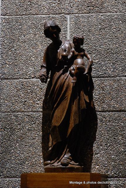 Vierge de St Joseph du Havre