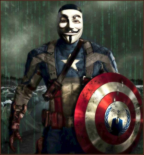 Captain America (Anonymous)