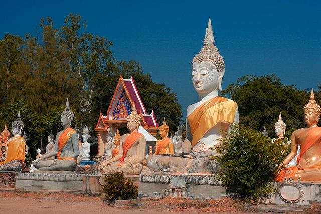 Thai style Buddha