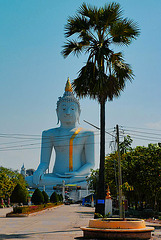 Phra Phutta Khodom the highest statue