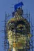 Buddha in renovation