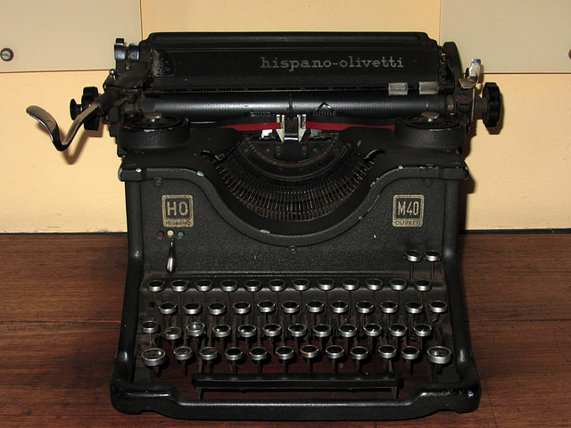 IMG 4347 Schreibmaschine