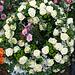 Abschied mit Blumen