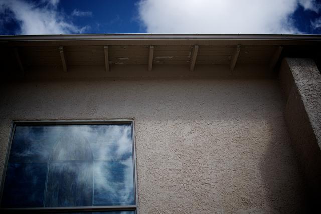 Sky Through Window