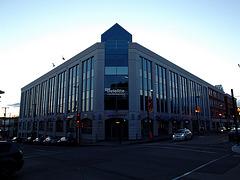 Architecture deloittienne / Deloitte building - 30 novembre 2011