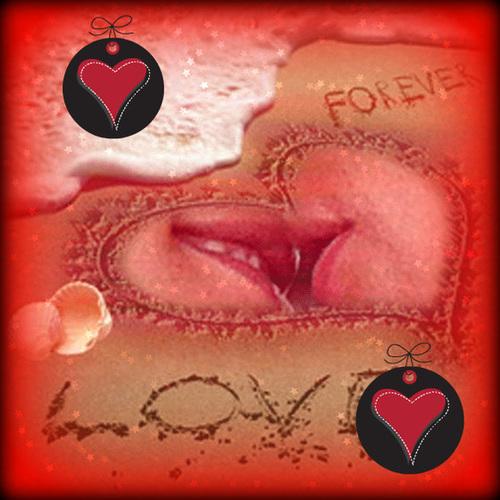 Valentin et Valentine vous souhaitent plein d'amour