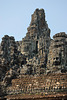 The tower of Bayon