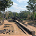 Walk back to the Royal Palace in Angkor Thom
