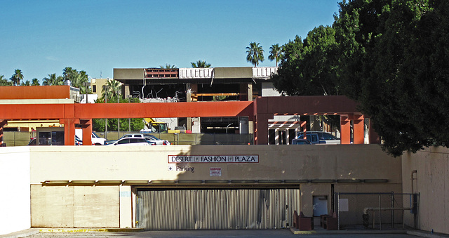Desert Fashion Plaza Demolition (1793)