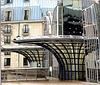 Paris quartier Halles-Beaubourg