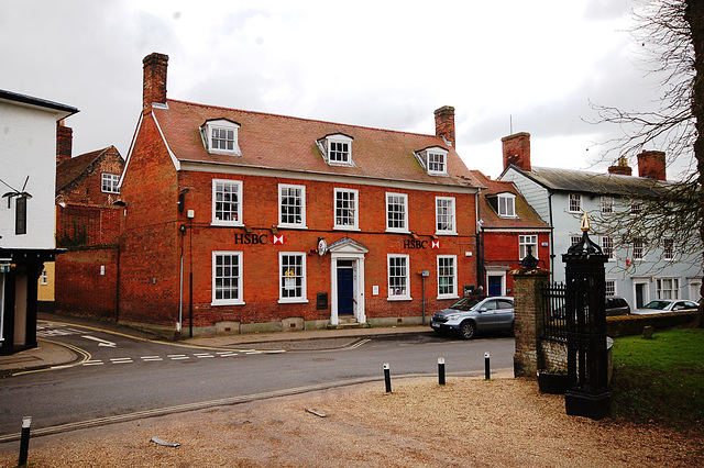 Church Street, Framlingham, Suffolk