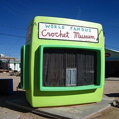 World Famous Crochet Museum (1725)