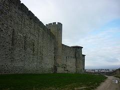 Carcassonne Les remparts