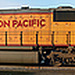 Union Pacific in Palm Springs