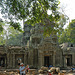 Tower in Ta Prohm