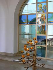Regensburg - Kirche St. Pius