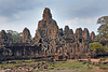 Bayon in  the evening light