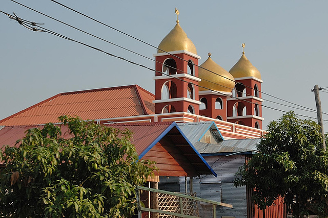 Mosque in Chong Khneas