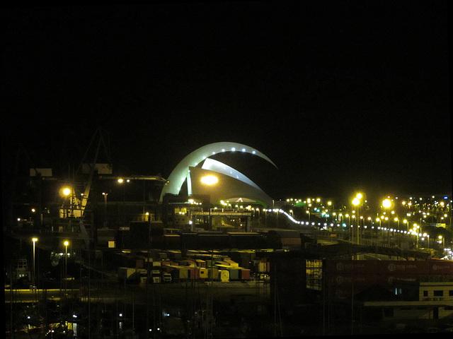 Hafen Santa Cruz de Tenerife
