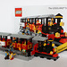 4000014 The LEGOLAND Train