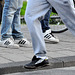 Singelloop 2010 – Sneakers for running and sneakers for standing